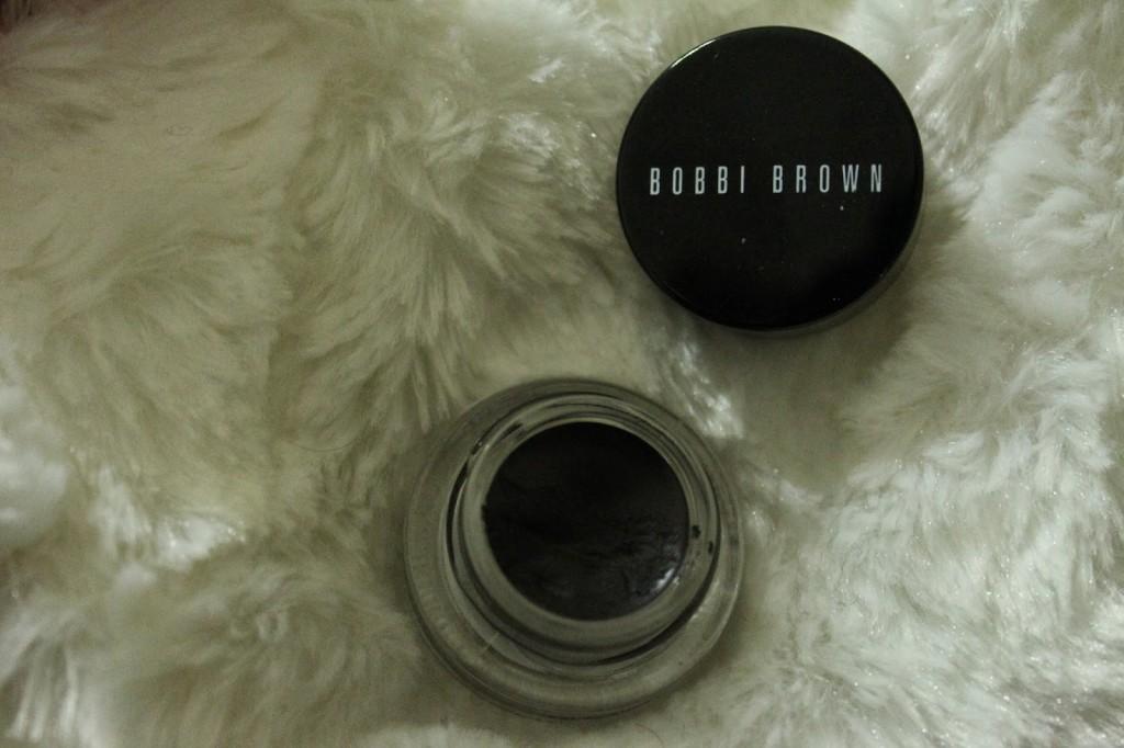 Bobbi Brown Long-wear Gel Eyeliner Caviar Ink – Review, Swatch