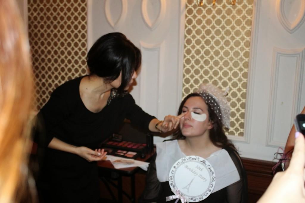 Shiseido Benefiance express Eye Mask