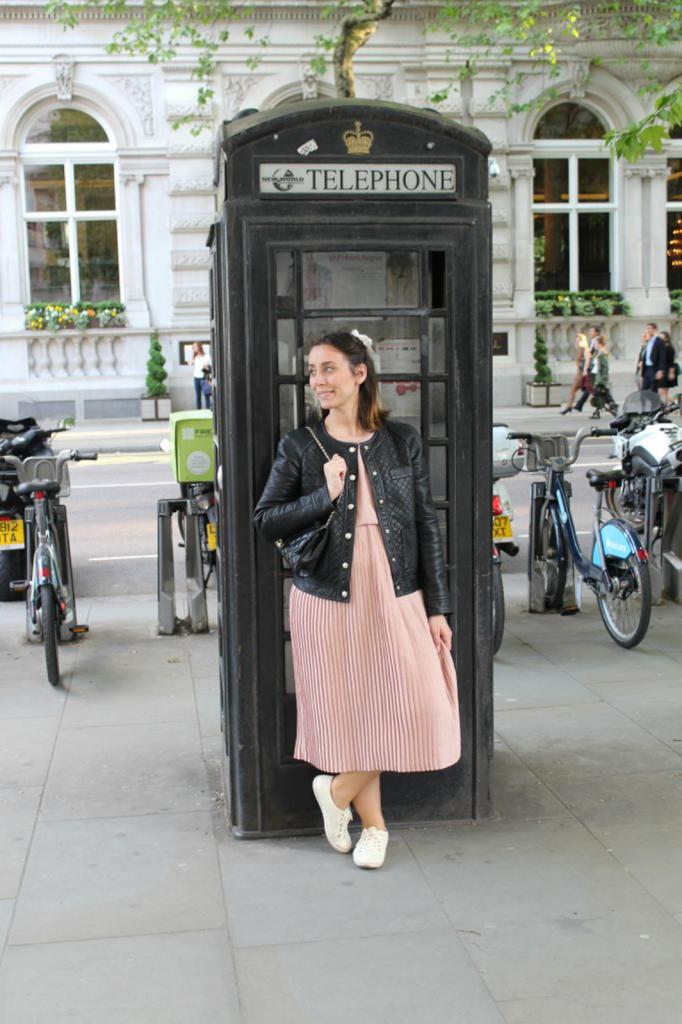 Londra + telefon kulubesi